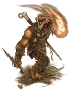 Dragonborn D&D