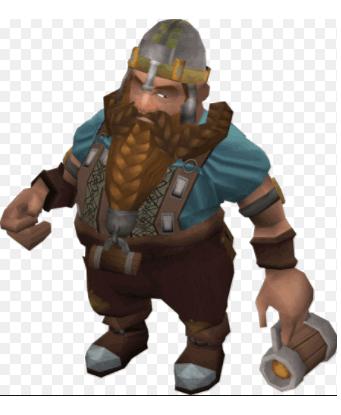 Dwarf D&D