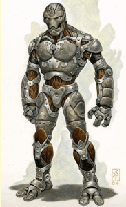 Warforged 5e